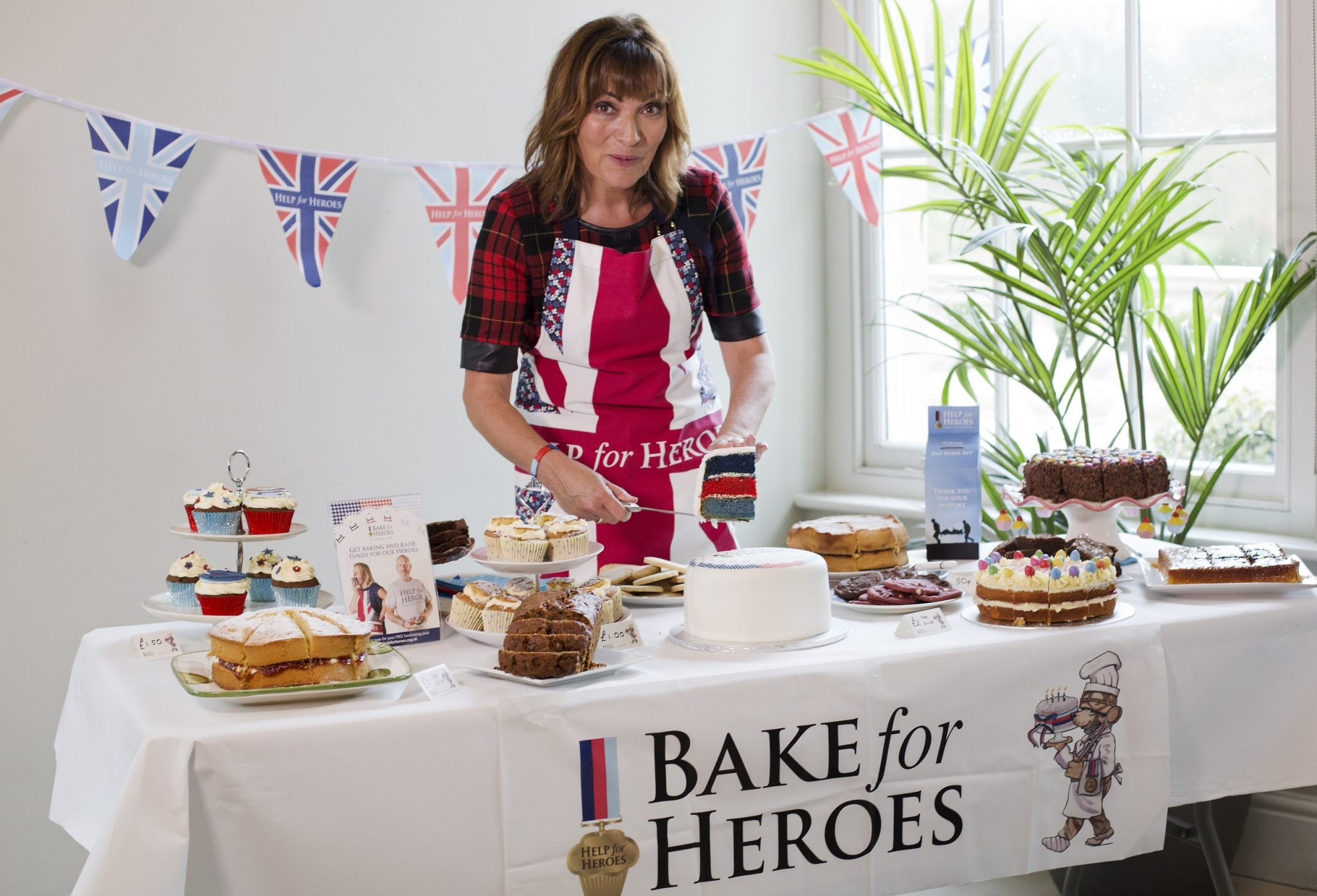 Local Romsey News | Bake for Heroes - let's make it a million! | Andover & Villages