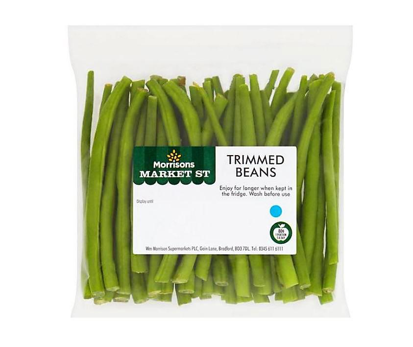 Andover Food News | Morrisons Issue Urgent Recall On Green Beans