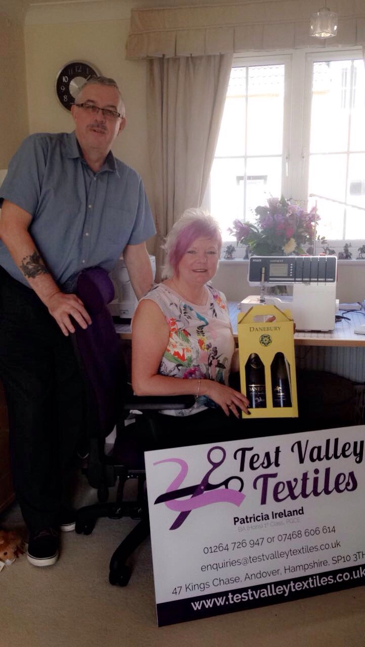 Andover business selects second Test Valley Business Awards entry prize winner