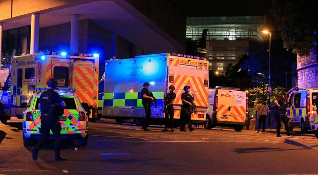 Andover local News | Hampshire Constabulary Statement Following Manchester Terror Attack | Andover & Villages