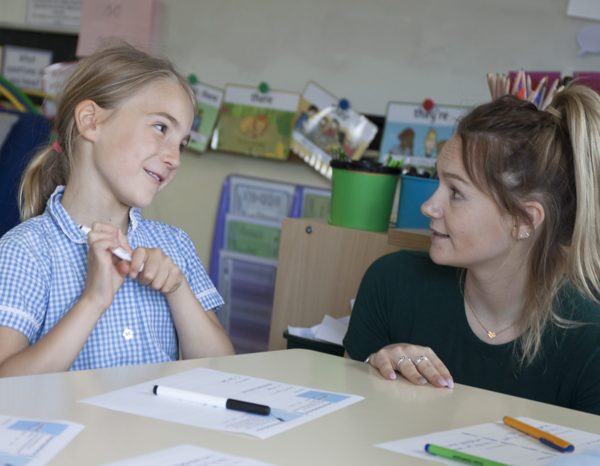 Hampshire News | Top of the class – Hampshire schools benefit from better value by buying classroom equipment from County Council | Andover & Village