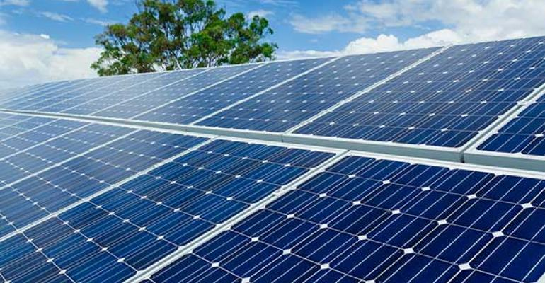 Hampshire News | Solar panels help generate reusable energy | Andover & Villages