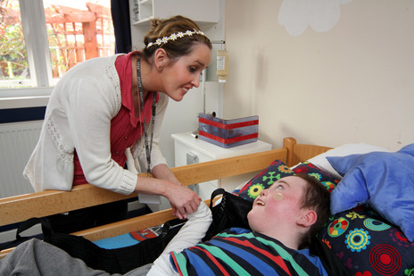 Hampshire News   Taking steps to modernise respite services  Andover & Villages