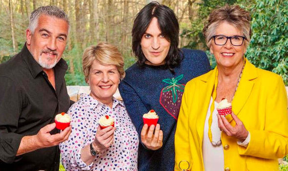 Get Set For The Great British Bake Off 2017