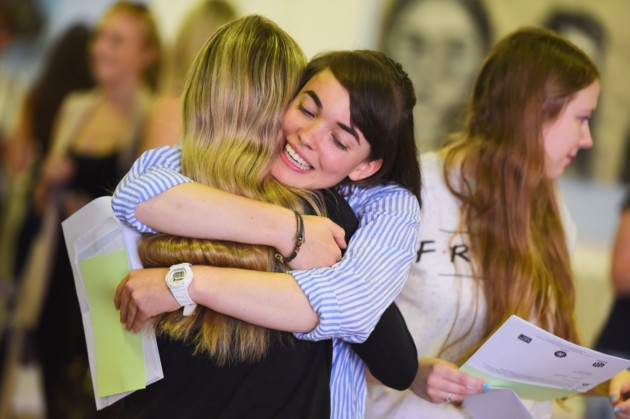 Education News | A-level success for Hampshire's students| Andover & Villages