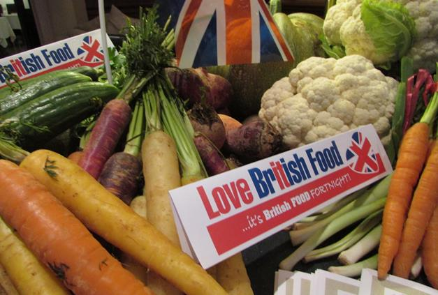 Celebrate the best of home-grown Hampshire for British Food Fortnight