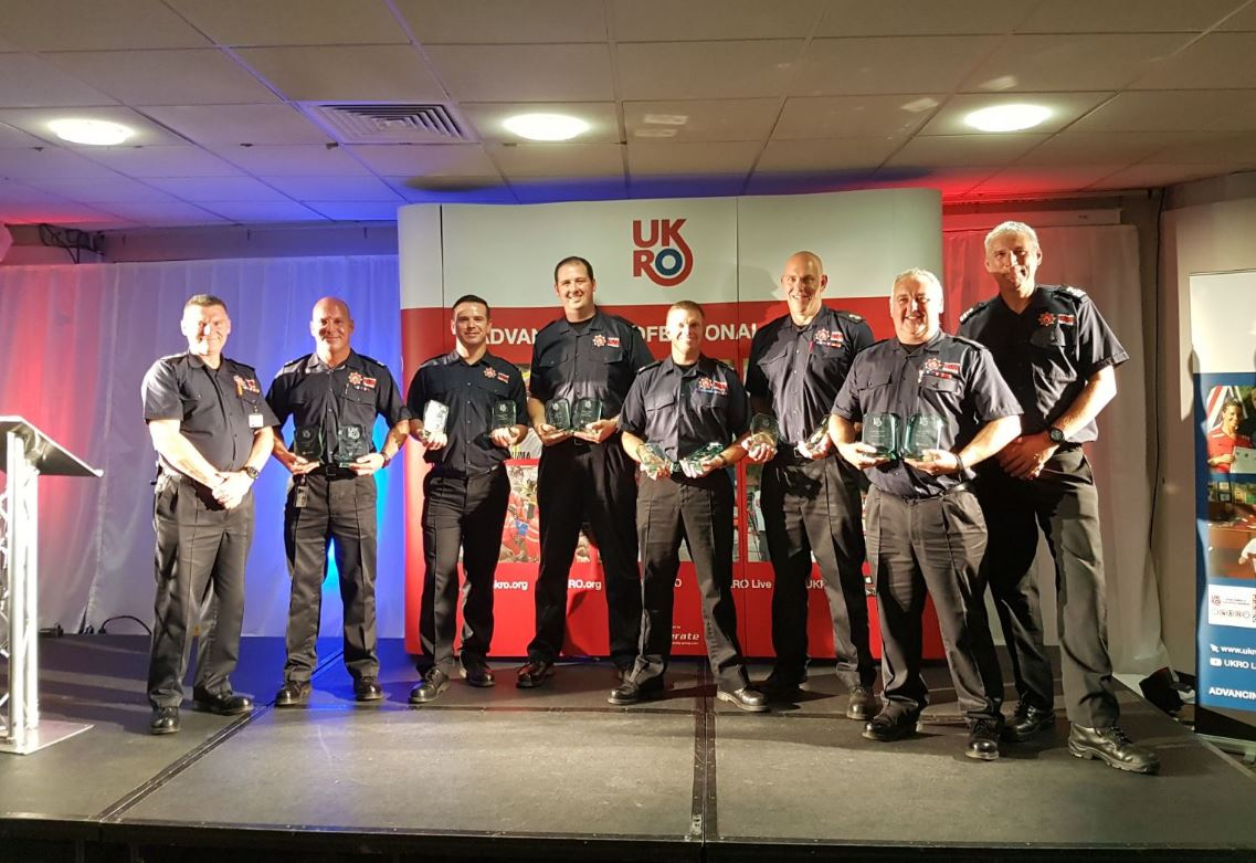 Hampshire News | Hampshire firefighters crowned national champions