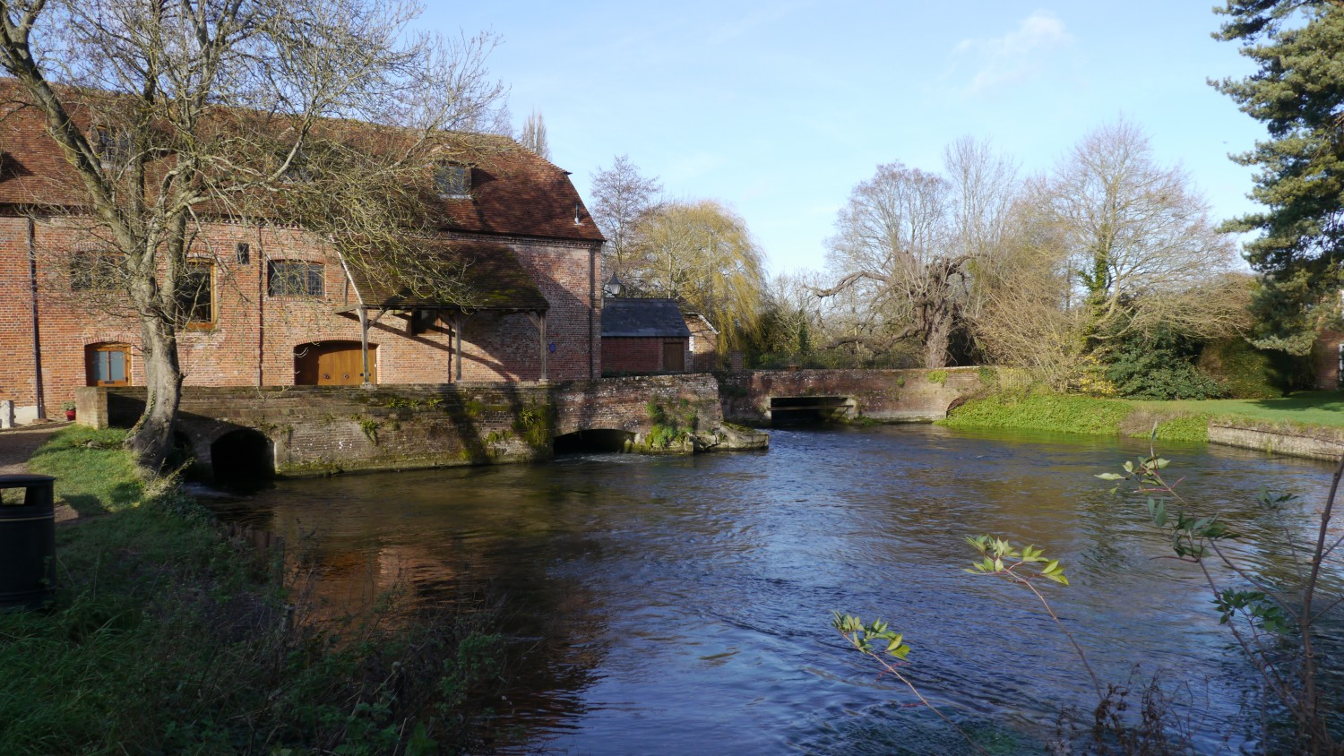 £2.2M Grant To Protect Headwaters of The River Test and Itchen