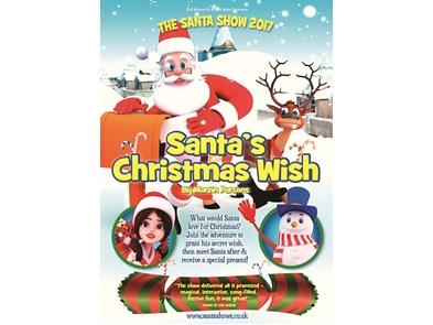 Santa's Christmas Wish 2017