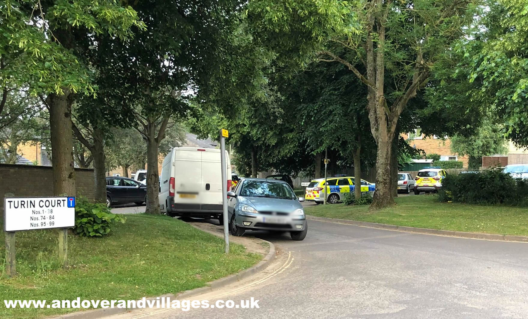 Serious Assault Leads to Death on Andover Estate