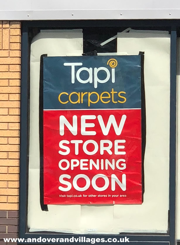 Tapi Flooring invests in Andover town
