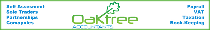 Oaktree Accountants Advertising
