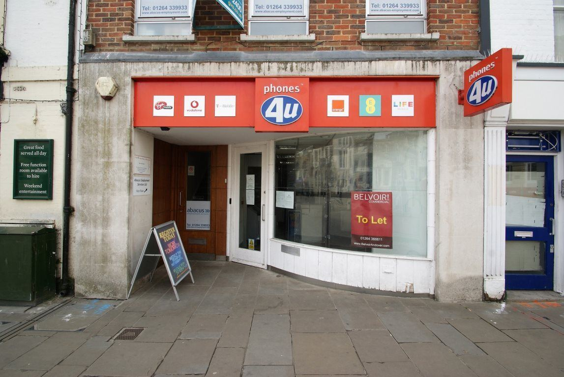 Andover Ice Cream Parlour Plans