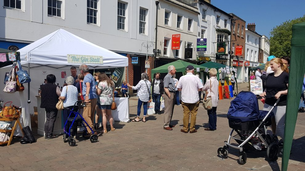 Andover Artisan Market this Sunday