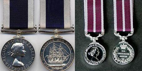 Appeal to Trace Stolen Royal Navy Medals