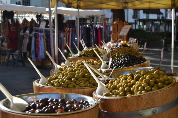 Andover High Street Artisan Market