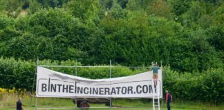 Bin the incinerator