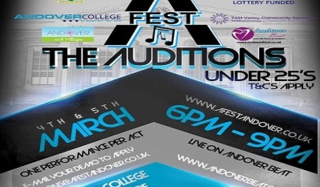Andover music festival andover