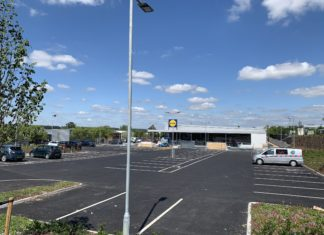 Lidl reveals opening-date on new Andover store