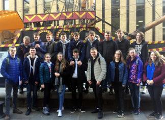 Harrow Way Students Jack the Ripper
