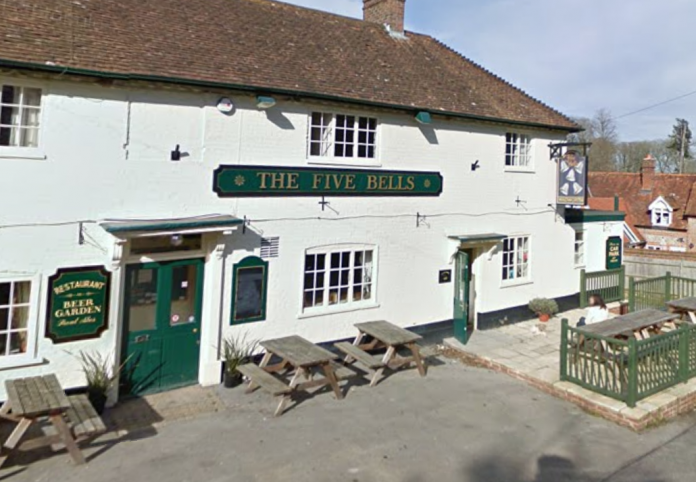 Local pubs completes 'emergency repairs' after warning