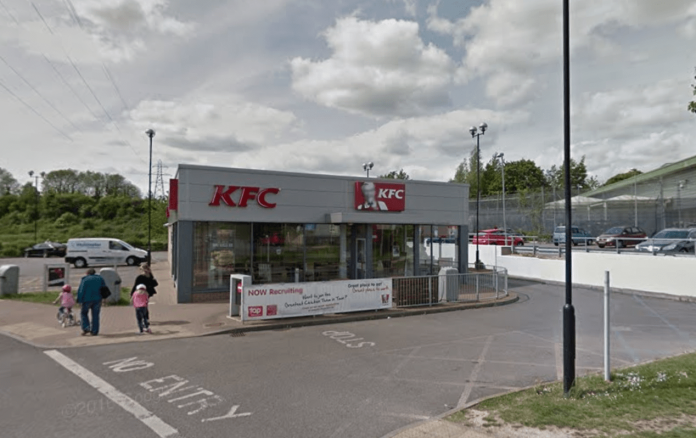 Andover kfc closed