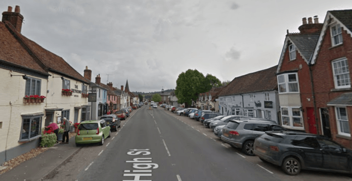 Stockbridge High Street death not suspicious
