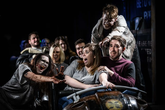 Ride Thorpe Park's Walking Dead Ride for FREE