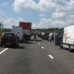 A303 accident