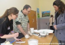 Andover Anton Vets Tortoise Party