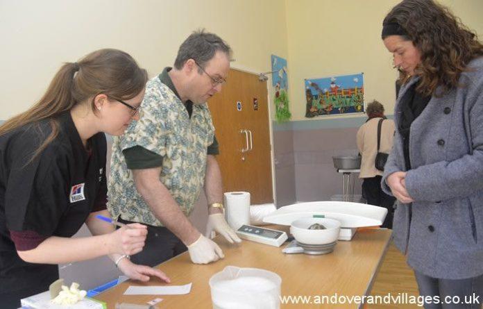 Andover Anton Vets Tortoise Party