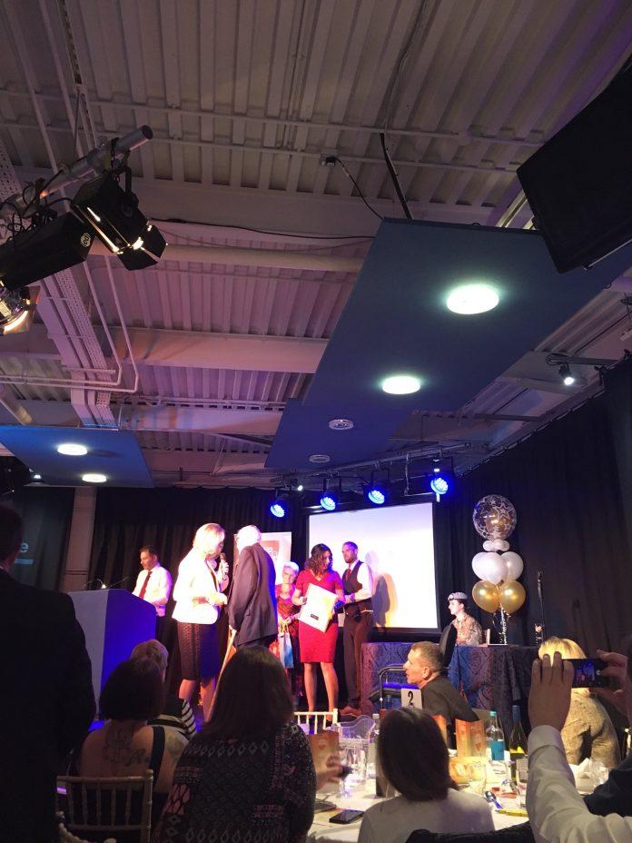 Pride of Andover Award Winners