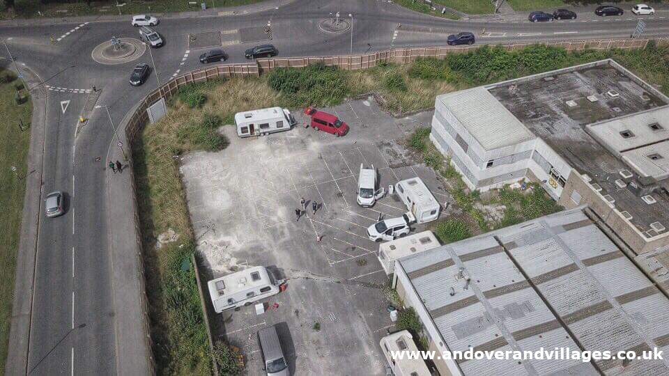 Andover travellers walworth