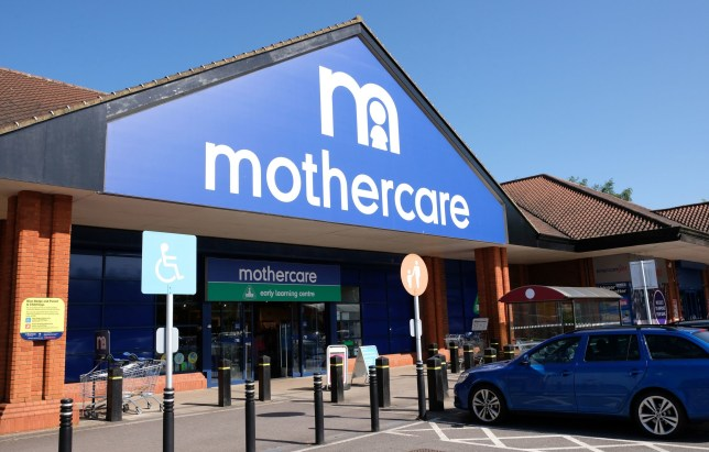 Mothercare in Basingstoke