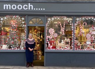 Mooch Christmas Competition Winner 2019
