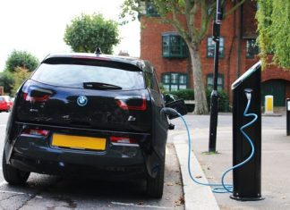 Andover charging points