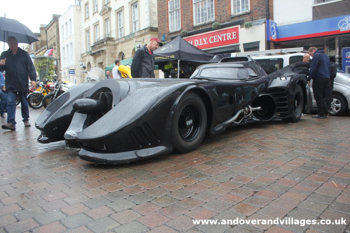 Andover Batmobile