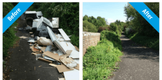Fly Tipping in Andover