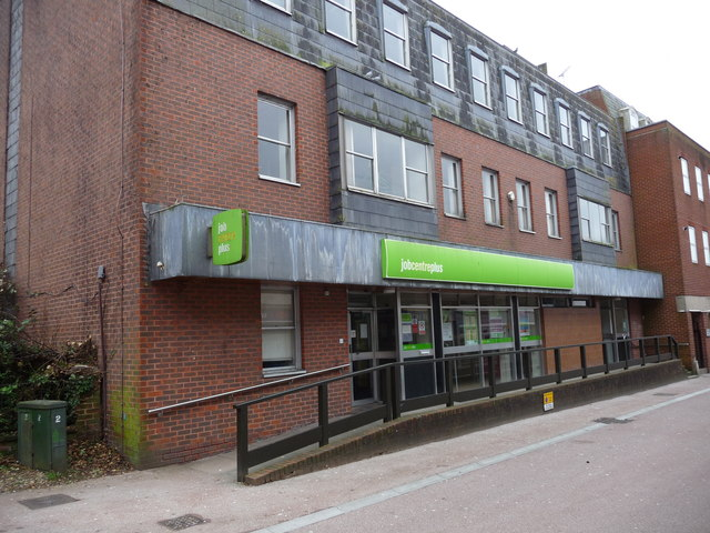 Andover Job Centre Plus