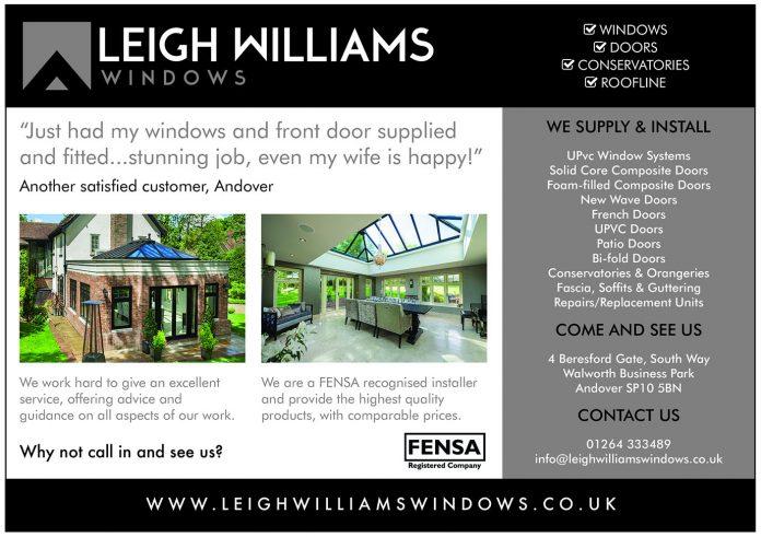Andover Leigh Williams Windows