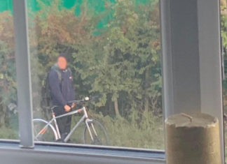 Man Filmed Masturbating outside Family Home in Andover
