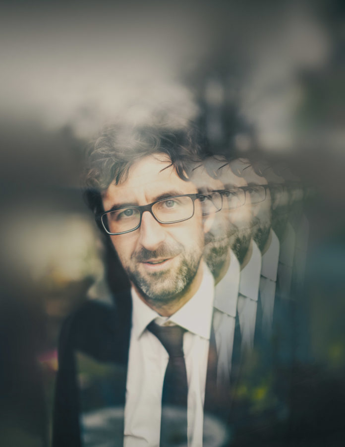 Mark Watson at the Lights in Andover
