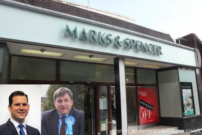 Andover Marks and Spencers