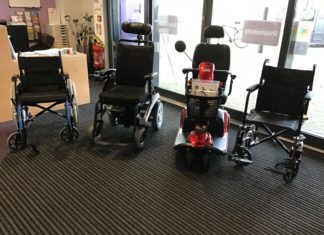 Andover unity mobility