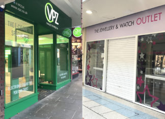 New Shops Opening in Andover Town Centre
