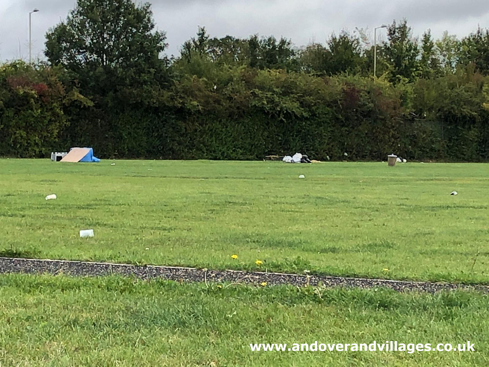 Andover news travellers