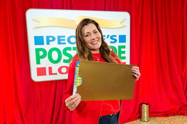 People's Postcode Lottery Winners in Andover