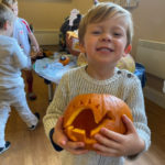 Longparish little School Pumpkin Show 2019