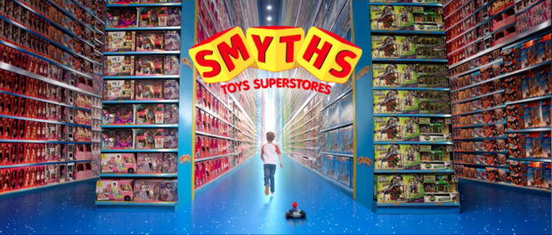 SMYTHS Toy Superstore Comes to Basingstoke