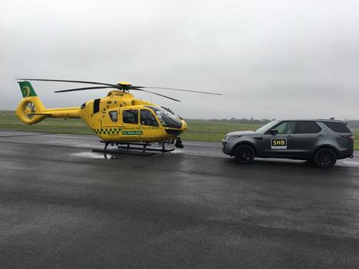 Hampshire Air Ambulance - HIOWAA